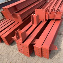 structure steel fabrication and supply