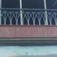 designer metal Balustrade
